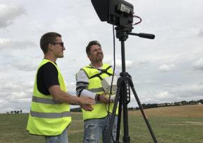 pilotage des drones