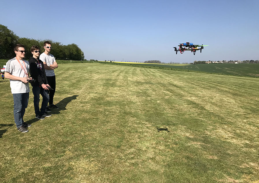 formation pilotage drone initiation 1